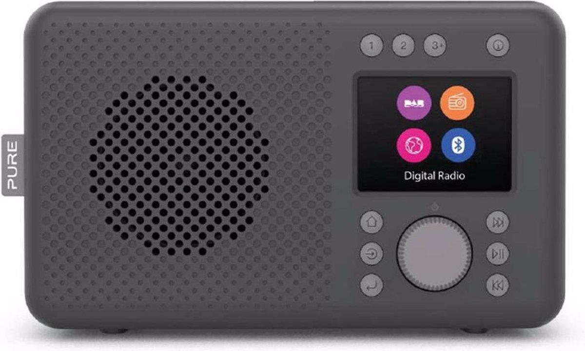 Pure - Elan DAB + Radio With Bluetooth