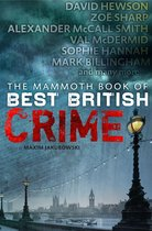Omslag The Mammoth Book of Best British Crime 9