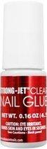 Strong-Jet Transparante Nagellijm 5ML - Kwastje