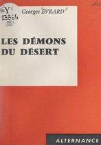 Les démons du désert