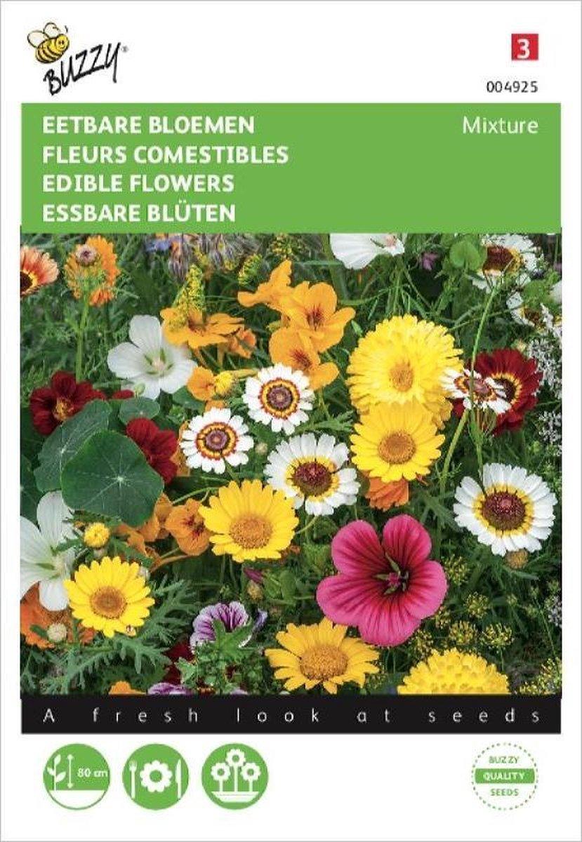 Buzzy® Mengsel Eetbare bloemen