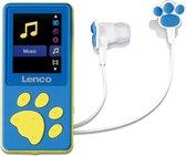 Lenco Xemio-560BU - MP3/MP4 speler met 8GB geheuge