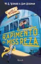 Il rapimento di Miss Reza - secondo volume
