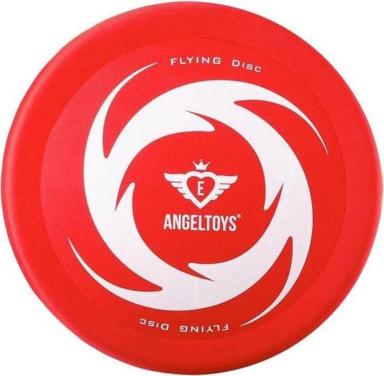 Angel Toys Frisbee 40 Cm Rood