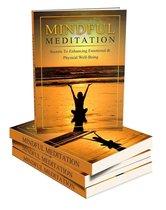 Omslag Mindful Meditation Mastery