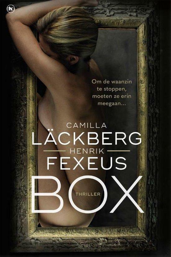 Boek cover Box van Camilla Läckberg (Paperback)