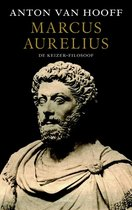 Boek cover Marcus Aurelius van Anton van Hooff