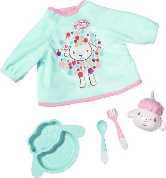 Baby Annabell Lunch Set – Shirt en Servies