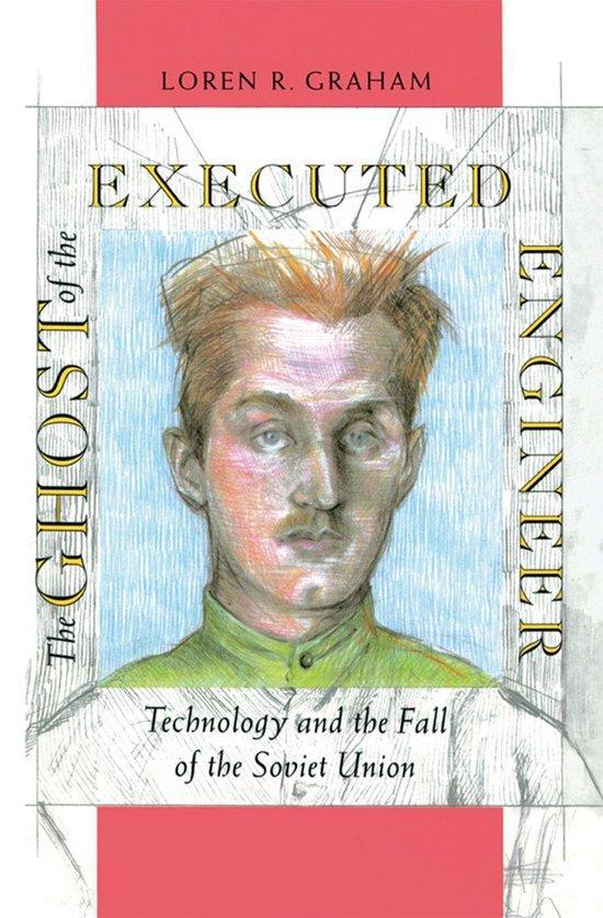 Boek cover The Ghost of the Executed Engineer van Loren Graham (Onbekend)