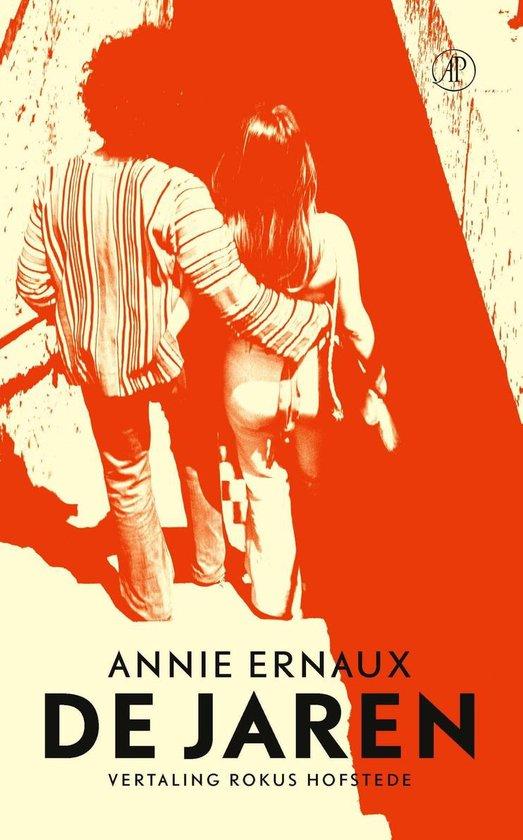 Boek cover De jaren van Annie Ernaux (Onbekend)