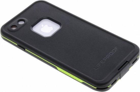 LifeProof Fre hoesje Apple iPhone SE (2020) / 7 / 8 - Zwart