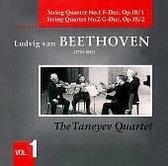 Beethoven: String Quartets Nos. 1 & 2