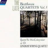 Beethoven: Quartet Op. 131