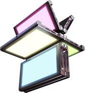 Falcon Eyes RGB LED Lamp PockeLite F7 Fold