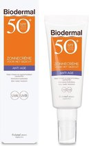 Biodermal Zonnebrand - Anti Age Zonnecrème voor he