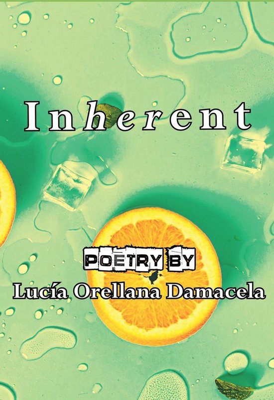 Boek cover InHERent van Lucia Orellana Damacela