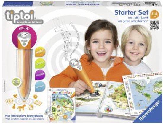 tiptoi® Starter Set Wereldatlas