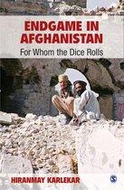 Boek cover Endgame in Afghanistan van Hiranmay Karlekar