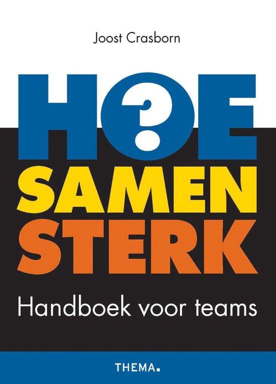 Boek cover HOE samen sterk van Joost Crasborn (Onbekend)