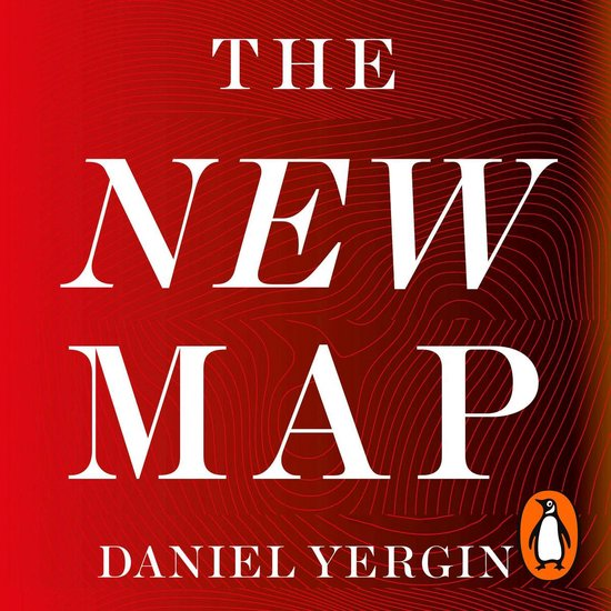 Boek cover The New Map van Daniel Yergin (Onbekend)