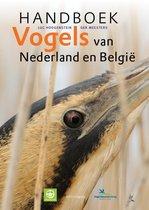 Boek cover Handboek Vogels van Nederland en Belgie van Luc Hoogenstein