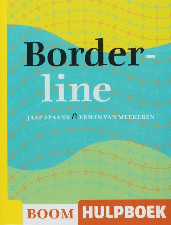 Boom Hulpboek  -   Borderline