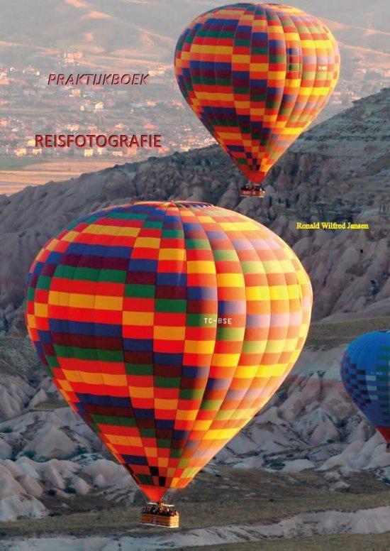 Cover van het boek 'Praktijkboek reisfotografie'