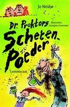 Omslag Dr. Proktors Schetenpoeder