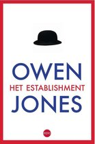 Boek cover Het establishment van Owen Jones