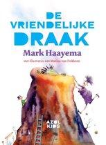 Boek cover De vriendelijke draak van Mark Haayema (Hardcover)