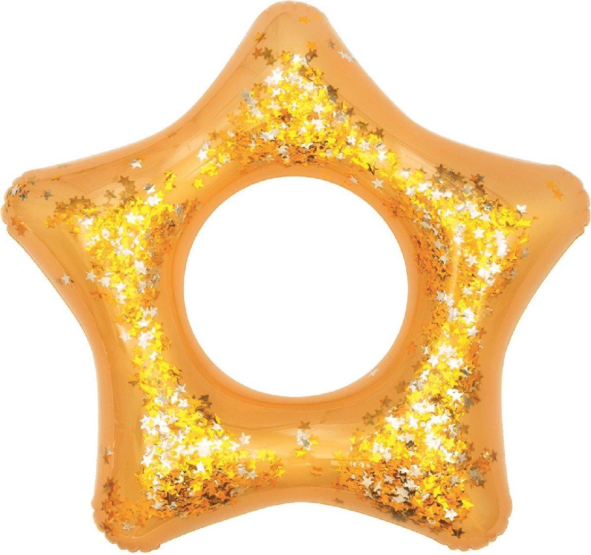 Opblaas zwemband Glitter Fusion
