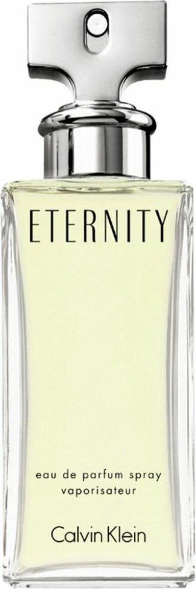 Calvin Klein Eternity 100 ml - Eau De Parfum - Damesparfum
