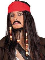 Pruik piraat Tobias