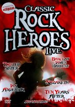 Classic Rock Heroes Live