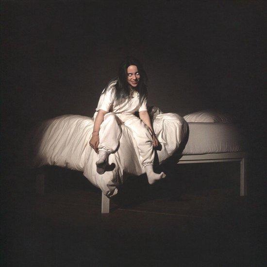 CD cover van When We All Fall Asleep, Where Do We Go? van Billie Eilish
