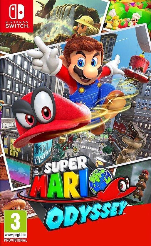 Super Mario Odyssey - Nintendo Switch - Nintendo