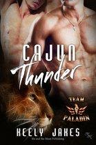 Omslag Cajun Thunder