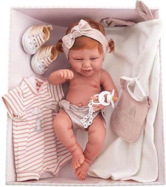 Thumbnail van een extra afbeelding van het spel Babyborn-poppen Antonio Juan Carla (42 cm)