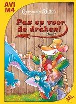 Stilton Makkelijk Lezen  -  Pas op voor de draken Deel 2