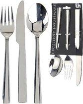 Excellent houseware Bestekset rvs 3-delig