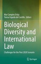 Omslag Biological Diversity and International Law