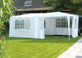 Lifetime Garden partytent - 6 zijwanden - 3 x 6 m - Wit