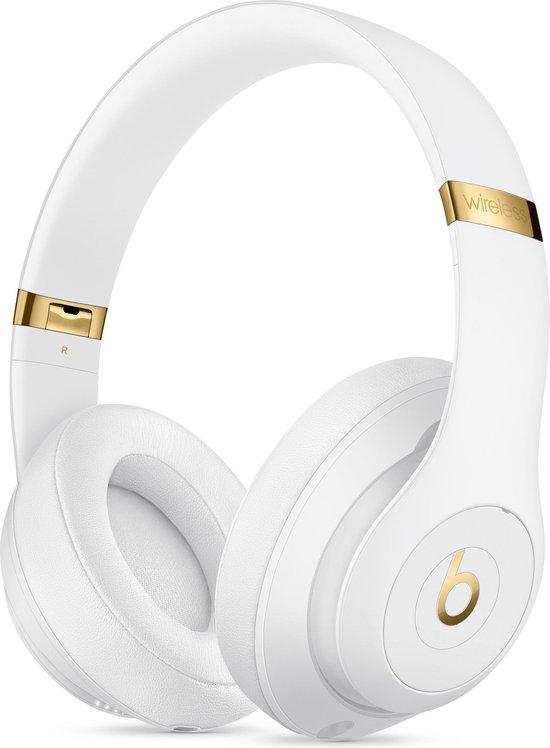 Beats Studio3 Wireless Over‑Ear Headphones - White