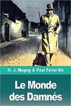 Omslag Le Monde des Damnés