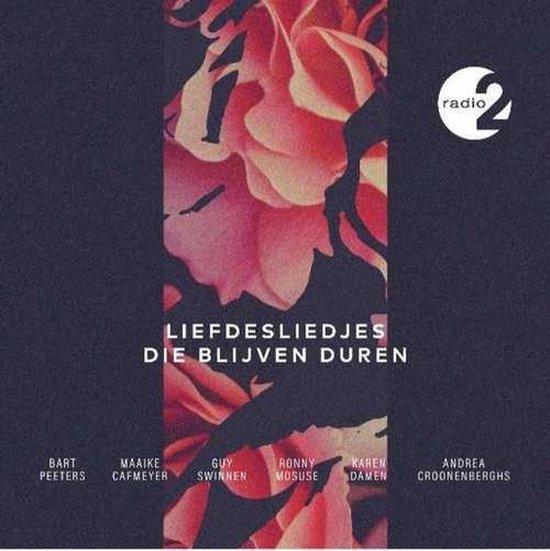 CD cover van Liefdesliedjes Die Blijven Duren van various artists