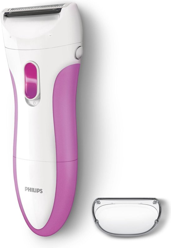 Philips SatinShave HP6341/00 - Ladyshave - nat en droog