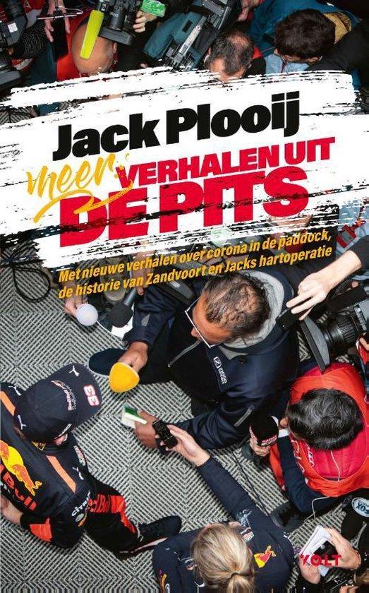Boek cover Verhalen uit de pits van Jack Plooij (Paperback)