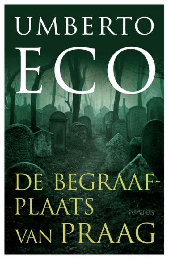 Begraafplaats Van Praag - Umberto Eco |