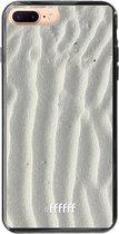 iPhone 8 Plus Hoesje TPU Case - Sandy #ffffff