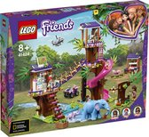 LEGO Friends Jungle Reddingsbasis - 41424